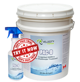 PAC-D - Coagulant Additive for Wastewater Treatment