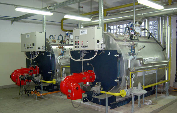 Industrial boiler water treatment chemical cleaning solution