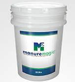 Manure Magic Environmentally Friendly Control of Odour, Flies, Crust and Sludge