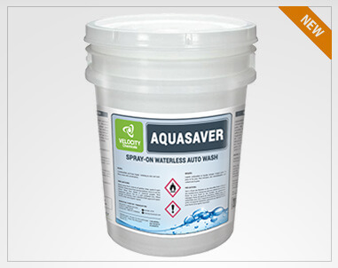 AQUASAVER Spray-on Waterless Auto-Wash