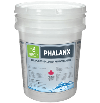 VELOCITY - PHALANX: All-Purpose General Cleaner and Degreaser | Dairy Farm Milking Parlour Chemical Cleaning Solution