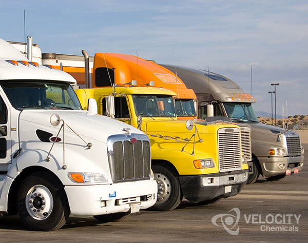 VELOCITY - Choose High Quality Truck or Fleet Washing Services | Industrial Chemical Cleaners, Degreasers and Brighteners