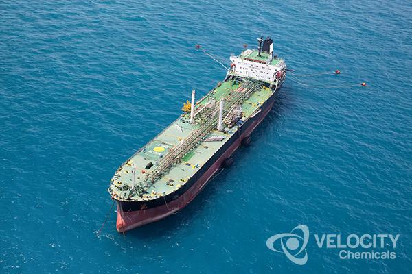 VELOCITY - Demulsifying At Sea: Handling Oil Cargo Residual Waste Tankers   Demulsifier