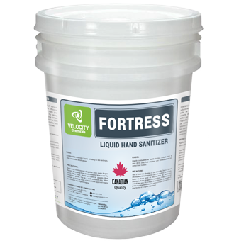FORTRESS: Alcohol-Based Hand Sanitizer | Sanitizer Solutions
