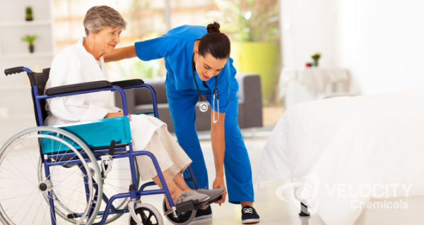 COVID19 Hospitals Nursing Long-Term Care Homes Cleaning and Disinfecting | Greater Sanitization Awareness