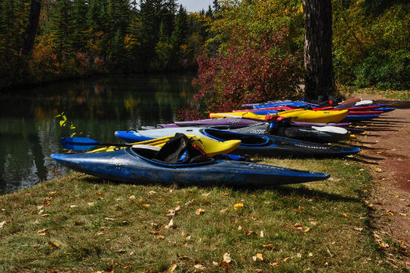 Hospitality Industry: Recreation and Adventure Tourism -Kayak, Canoe Clean Sanitize Disinfect Equipment and Gear