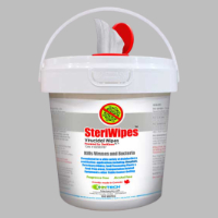 SteriWipes: Virucidal Wipes 160 Count